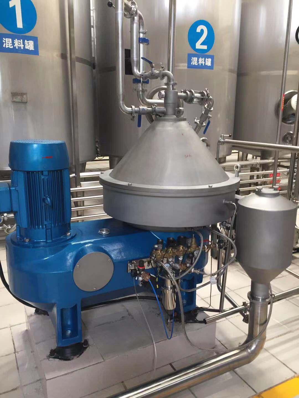 脱脂分离机 Skimming Standardization of milk and whey Separator